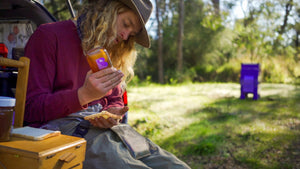 Bhoney launches in Australian retail honey market with Hi-Tech varroa mite protection project.