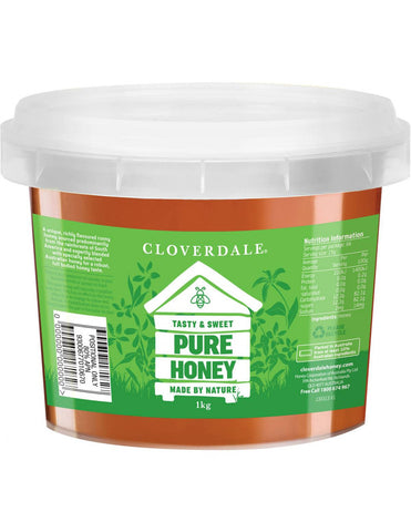 Capilano launches new imported honey brand – Cloverdale