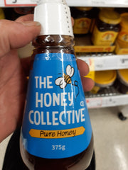 Capilano's latest imported honey brand - The Honey Collective Co