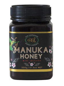 Manuka honey, Tasmanian, Bioactive, Tasmanian Honey Company, 500gms jar