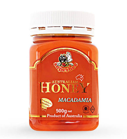 Macadamia honey, Superbee, 500gms