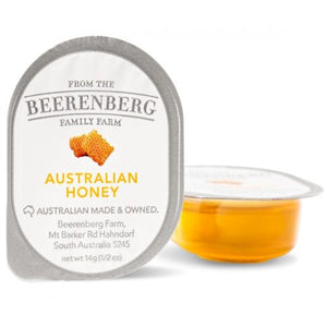 Beerenberg indivdual honey portions