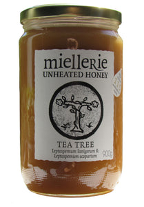 Miellerie tea-tree (manuka) honey 900gms