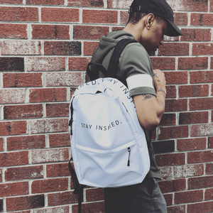 Stay Inspired. Backpack