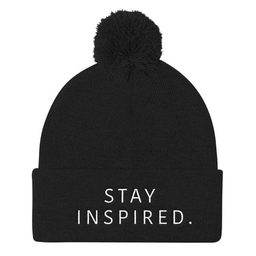 Stay Inspired Beanie