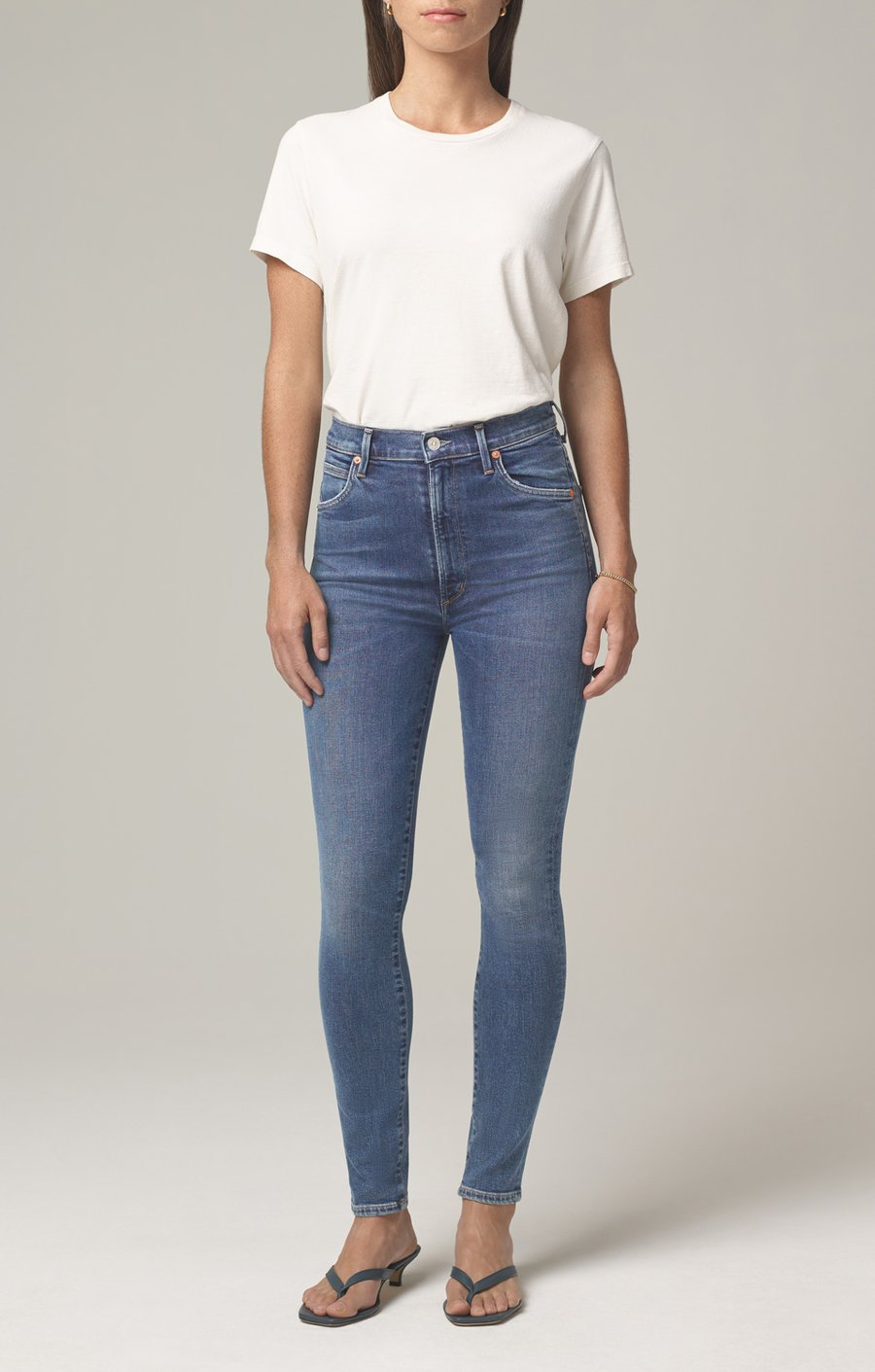 CHRISSY HIGH RISE SKINNY FIT - STORY