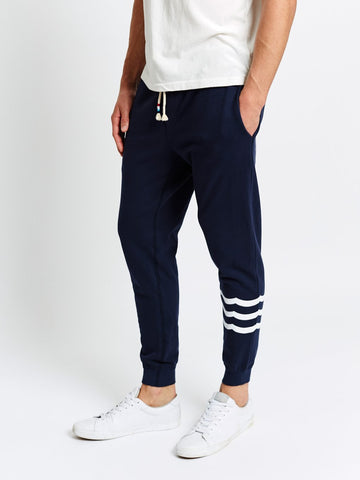 WAVES JOGGER - INDIGO