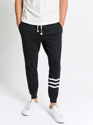 WAVES JOGGER - BLACK