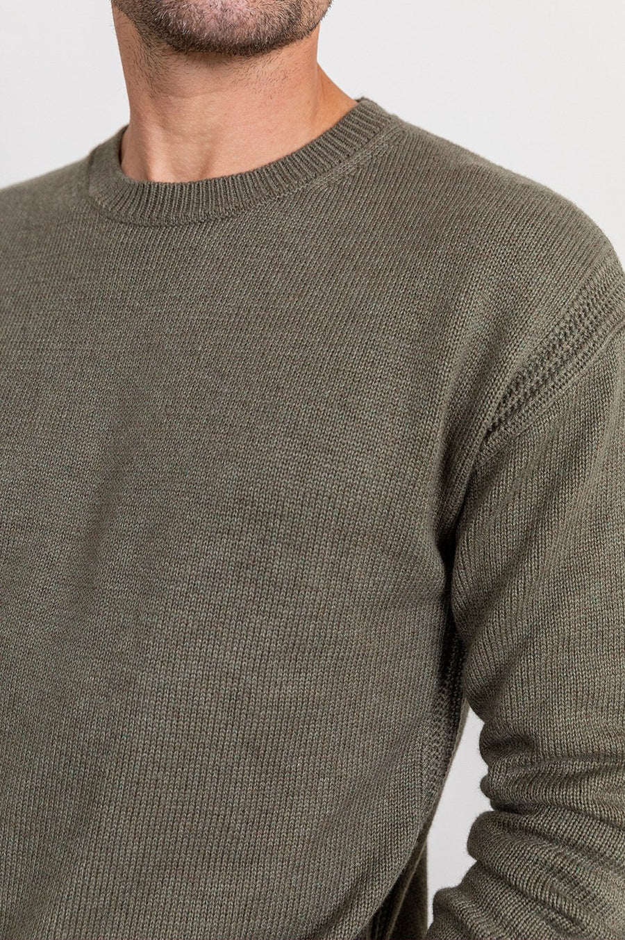 AXEL SWEATER - THYME
