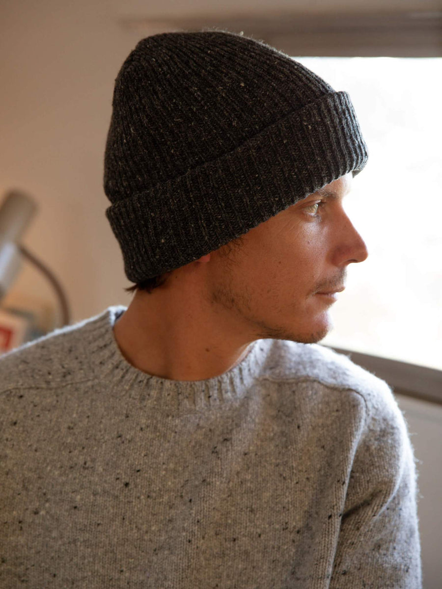 PINTO BEANIE - MULTIPLE COLORS
