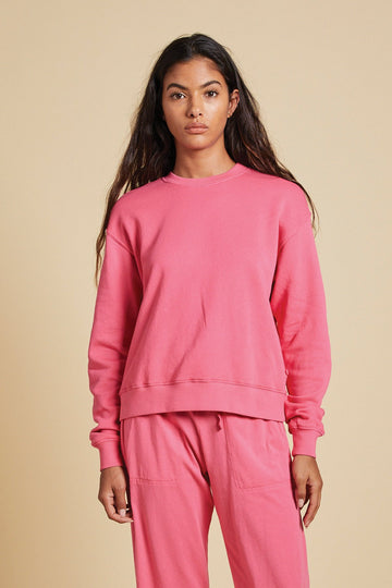 YNEZ L/S PULLOVER - CANDY