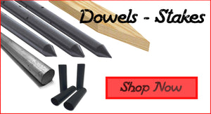 Dowels - Stakes
