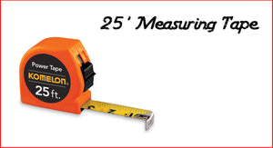 25' Measuring Tape