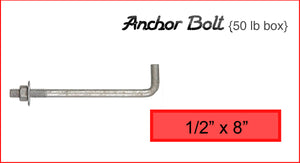 Anchor Bolt Box