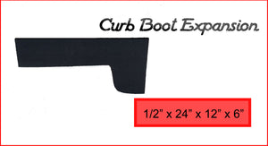 Curb Boot Expansion