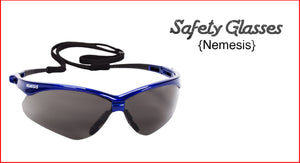 Safety Glasses - Nemesis
