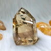 Natural Citrine Polished Point #8