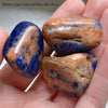 Sunset Sodalite Tumbled Stones