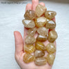 Citrine (Natural) Tumbled Stones