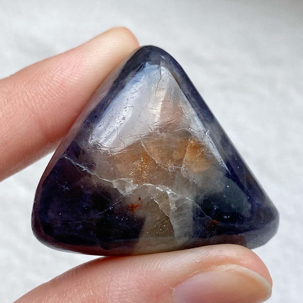 Iolite Sunstone Polished Specimen ISS08