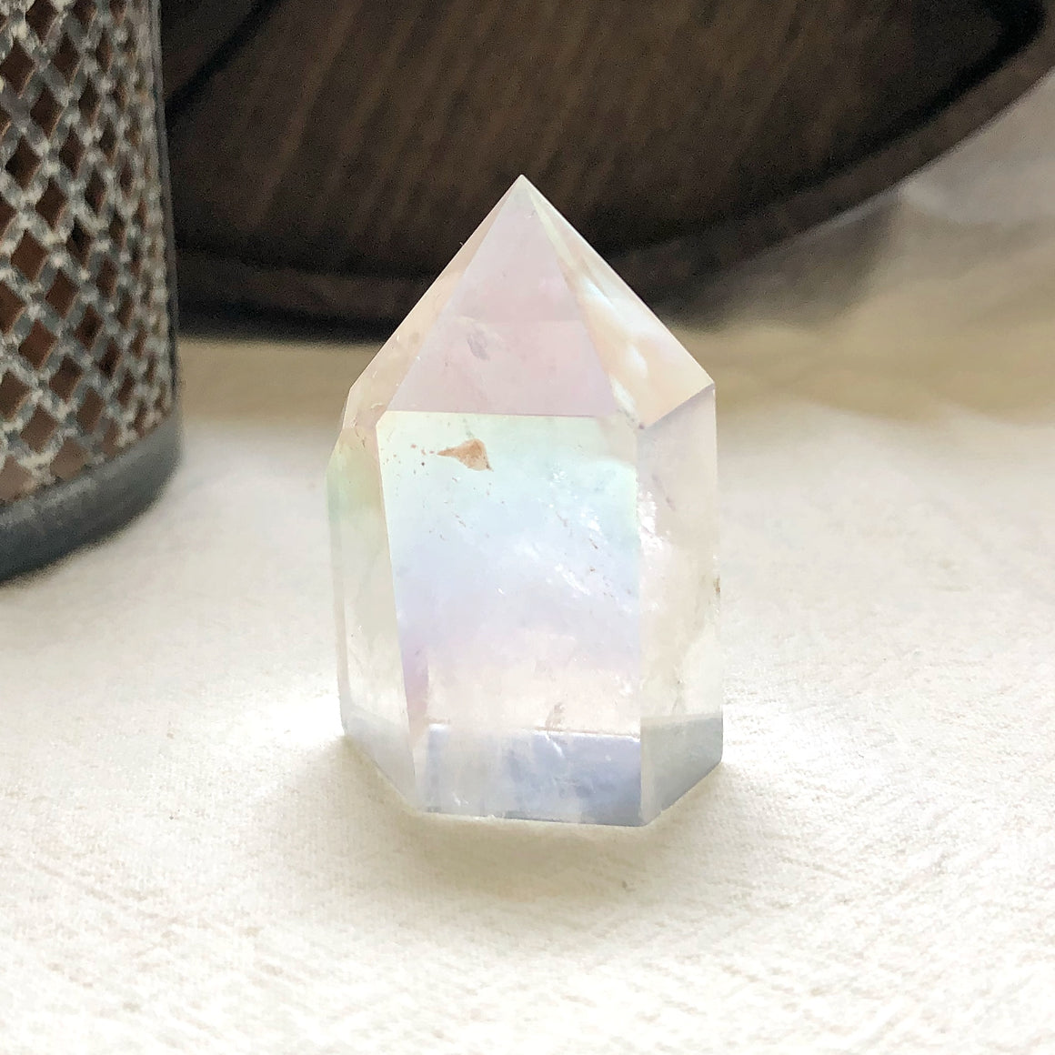 Angel Aura Quartz Point #11