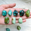 Natural Turquoise Tumbled Stones