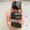 Black Tourmaline Raw Log / Chunk (#1-9)