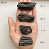 Black Tourmaline Raw Log / Chunk (#10-19)