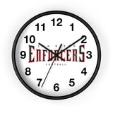 Enforcers Wall clock