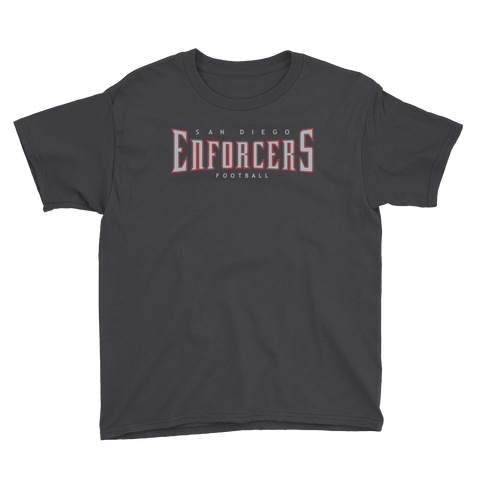 Enforcers Youth Short Sleeve T-Shirt