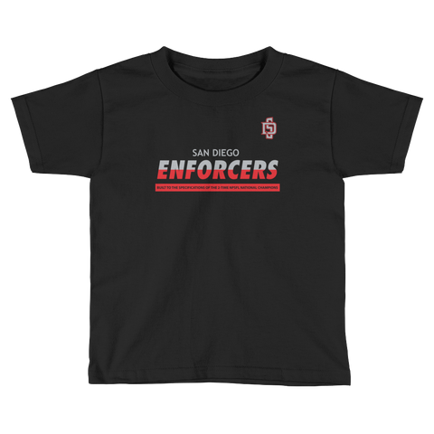 Kids Short Sleeve T-Shirt - 2 Time National Champs