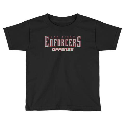 Kids Short Sleeve T-Shirt - Offense