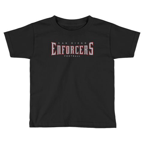Enforcers Kids Short Sleeve T-Shirt