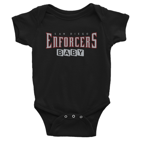 Enforcers Baby - Infant Bodysuit