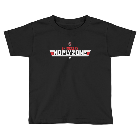 Kids Short Sleeve T-Shirt - No Fly Zone