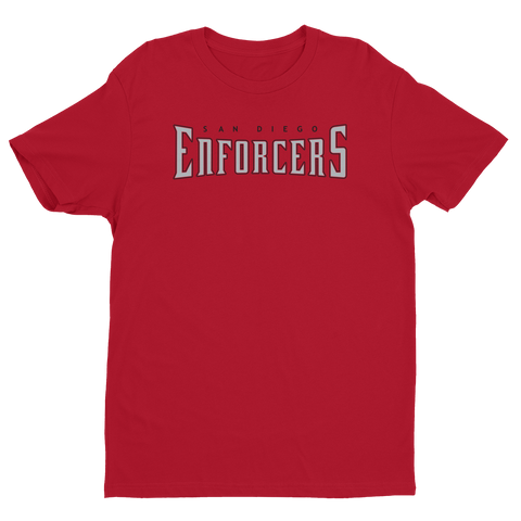 Enforcers Football - Red