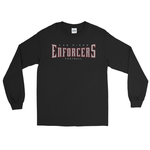 Enforcers Football - Long Sleeve