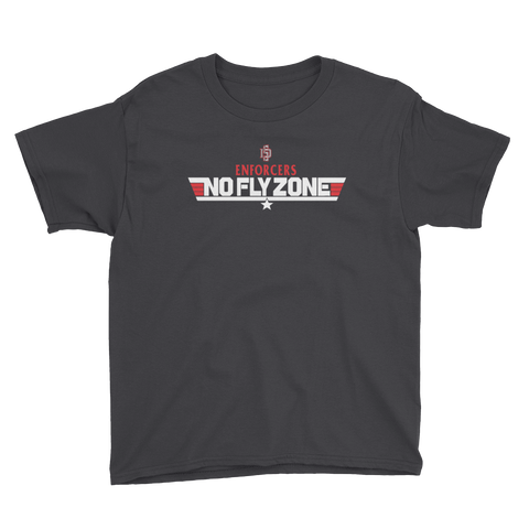 Youth Short Sleeve T-Shirt - No Fly Zone