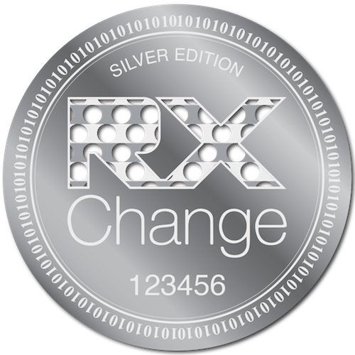 Pre-Order RXChange Medallions With Crypto