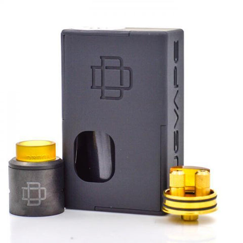 Augvape Druga Squonker Kit Black/Gunmetal