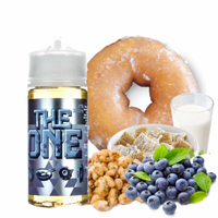 The One Blueberry 3 nic - Vaporized LLC