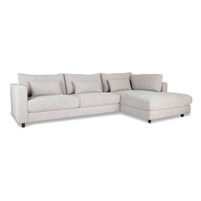 ALEX - 3 Seat, Right Side Facing Modular Sofa in Hastings Sand