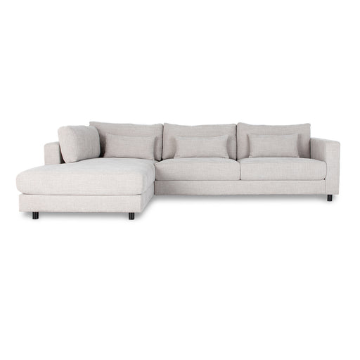 ALEX - 3 Seat, Left Side Facing Modular Sofa in Hastings Sand
