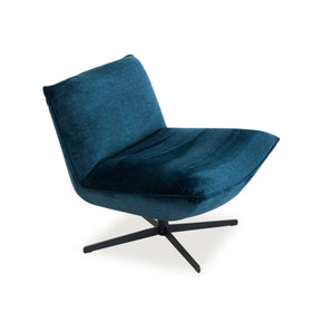 GLOBAL Swivel Chair in Vogue Velvet