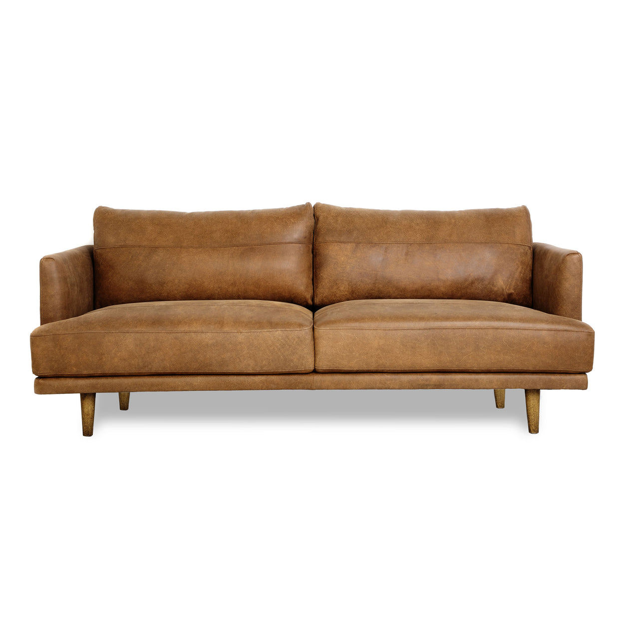 Picture of: Ruby Leather Seat Sofa Melbourne 3 Secret Sofa 0385262554