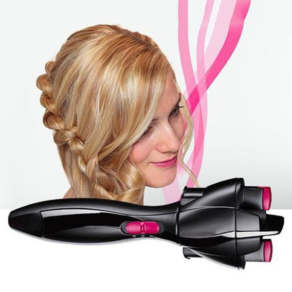 Lover-Beauty Quick Twist - Electronic Automatic Magic Hair Braider Machine - Allwaystore