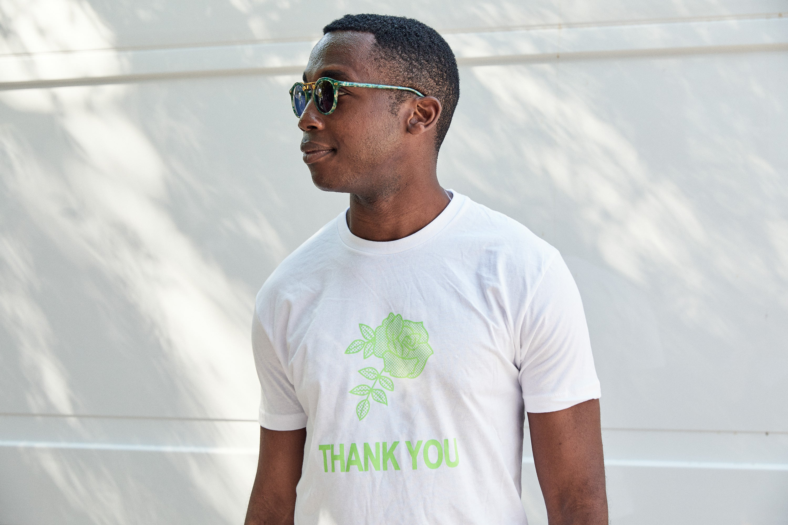 Gossamer x VEDA Thank You Tee