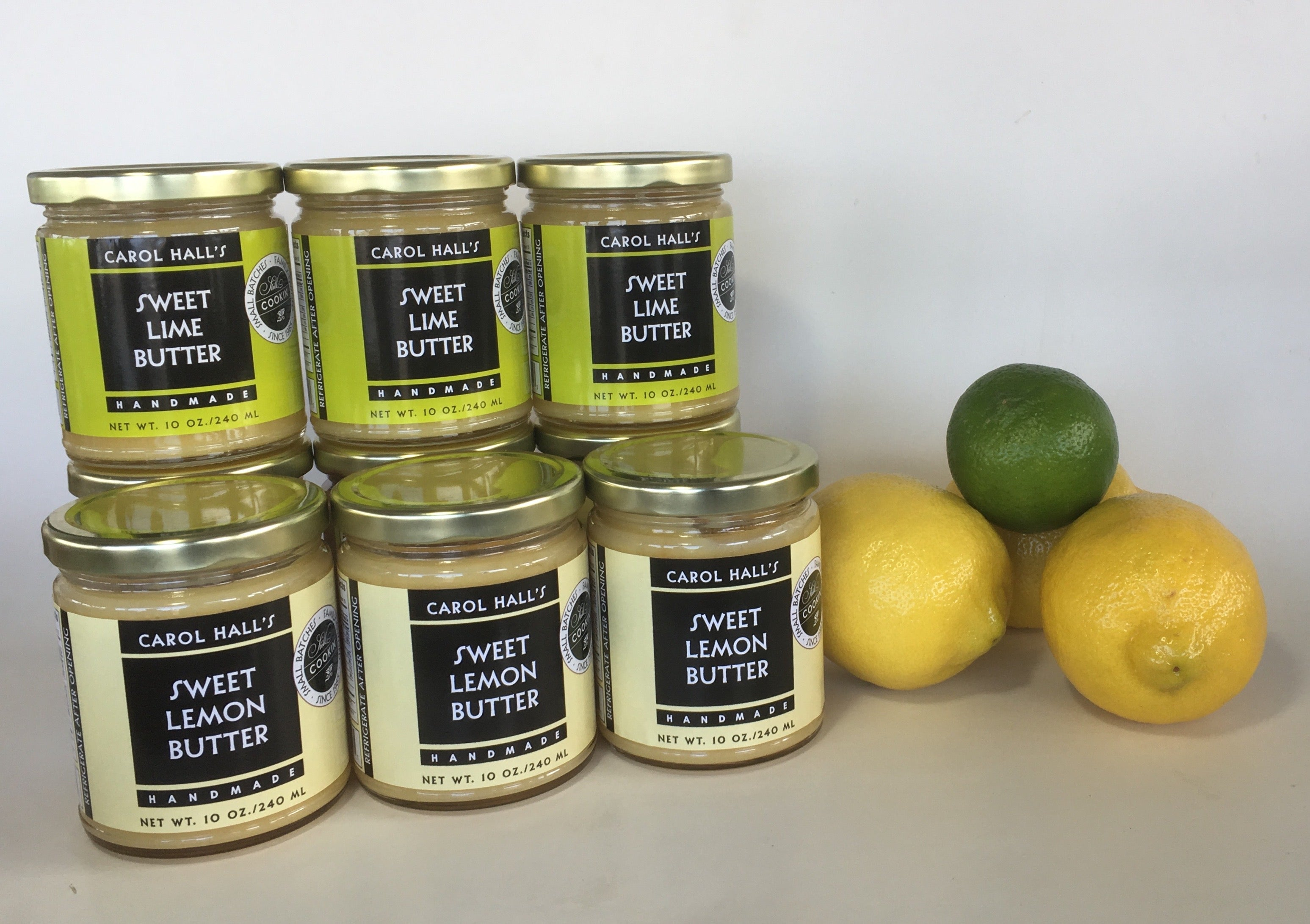 Sweet Lime Butter