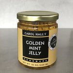 Golden Mint Jelly