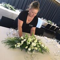 About Flowers by Jane's owner, Cassy Canterford and her floristry journey.